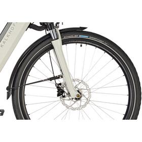 """Kalkhoff Image XXL B8 Wave E-citybike 28"""" 500Wh hvid"""